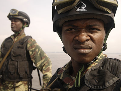 cameroonian army