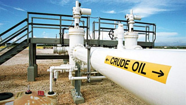 Nigeria's light sweet crude price falls to $46 32 a