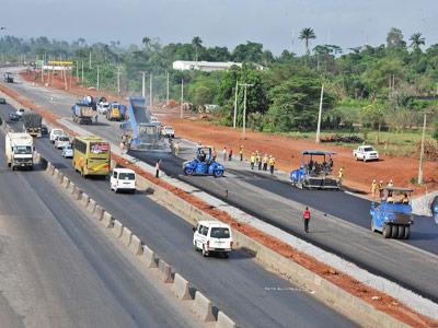 Lagos- Ibadan expressway. Photo credit post-nigeria