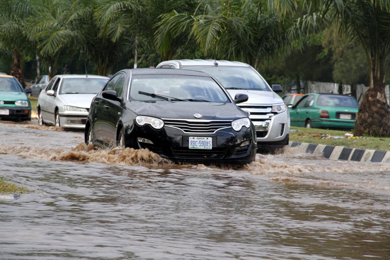 Lagos Flood: