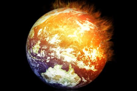 Global Warming. PHOTO: Scienceblogs.com