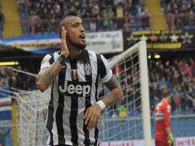 Arturo Vidal Transfer News: Latest Rumours, Speculation on Juventus Midfielder. PHOTO: bleacherreport.com