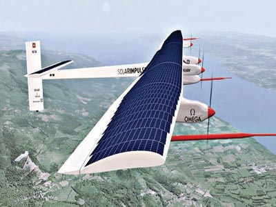 IT has been further affirmed at the weekend that the  sunlight can make drastic changes to human life,  as the experimental solar aircraftfinishes longest stretch in voyage around the globe.
