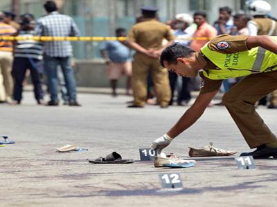 Crime scene. PHOTO: dbvnews.com