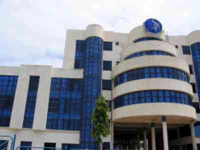 Nitel Headquarters Building