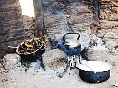 Cooking with firewood is a major source of toxic air pollutants in Nigeria