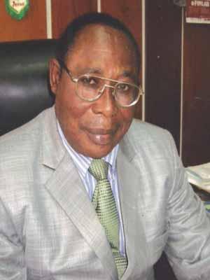 Professor Anthony Ologhobo Department Of Animal Science