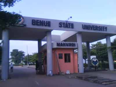 Benue State University, Makurdi. dailyschoolnews