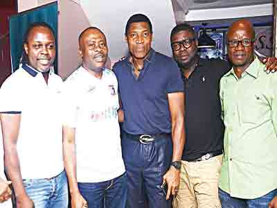 Bet9ja introduces corporate bets, hosts fans night outSport