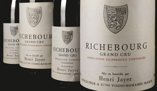 Richebourg Grand Cru sells at a whopping $15,195 a bottle. PHOTO: SCMP Pictures