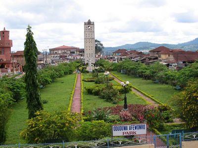 City Of Ile-Ife. Photo credit blackpast