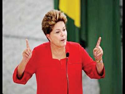 President Dilmar Rousseff of Brazil
