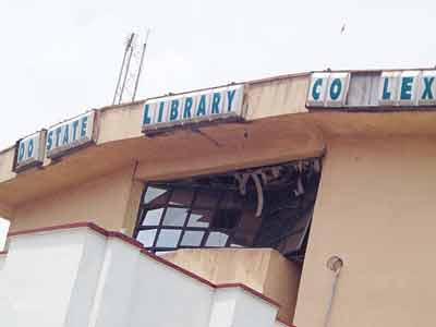 Image result for Edo state Library