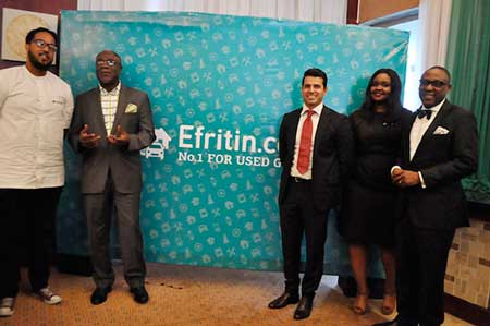 Efritin.comhas employed over 100 Nigerians within its first 3 months of operation