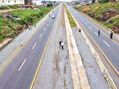 Ibadan-Ilorin road still undergoing reconstruction