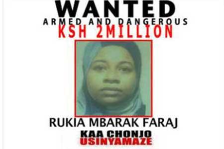 Female-terrorist