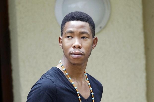 Mandela's grandson
