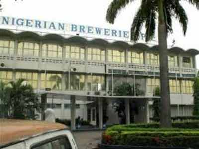 Nigerian Breweries Plc. Photo credit thefocus