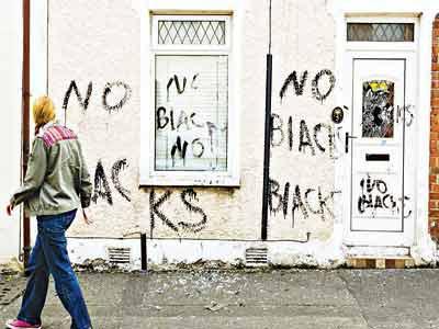 No-blacks
