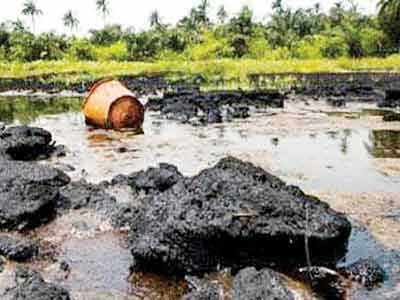 Oil pollution in the Niger Delta is threatening livelihood of inhabitatants