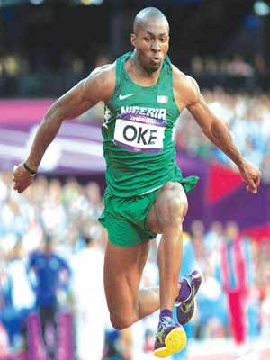 Tosin Oke will compete in the final of the men's long jump at the on-going World Athletics Champions in Beijing, China.