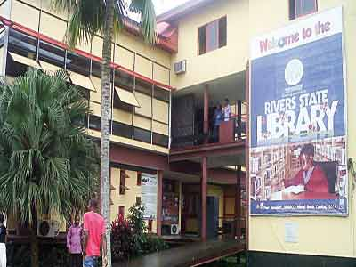 Rivers-Library
