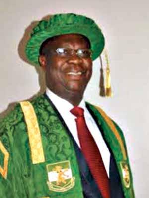 Prof. Benjamin C. Ozumba Vice Chancellor, UNN