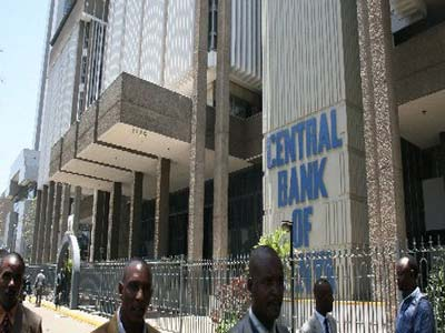 Central Bank Of Kenya. Photo credit theeastafrican