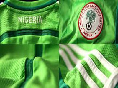 Super Eagles jersey