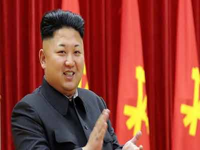 Kim Jong. Photo credit rappler