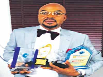 Oracle Experience CEO,  Mr. Felix Eiremiokhae