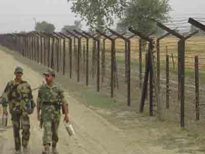 pakistanindia border