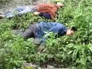 Dead Poachers. PHOTO: article.wn.com
