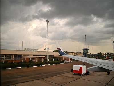 Benin Airport. PHOTO: riverajooa
