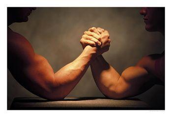 arm wrestling.  PHOTO:  tnation.t-nation.