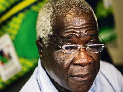 Mozambique's opposition leader Afonso Dhlakama. PHOTO:  newafricanmagazine