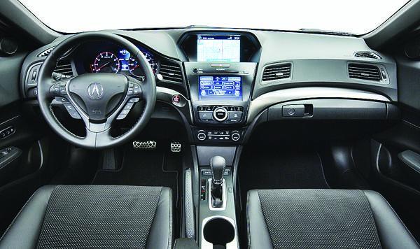 Acura ILX Interrior