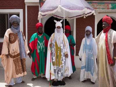 Emir of Kano, Alhaji Muhammad Sanusi II