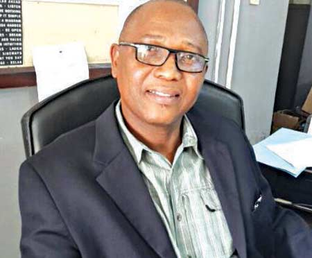 Chief Medical Director (CMD), Prof. Chris Bode