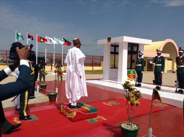 Buhari-Army