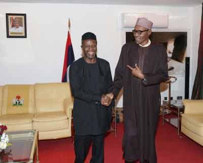 Buhari&Osinbajo