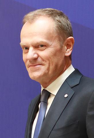 EU President Donald Tusk