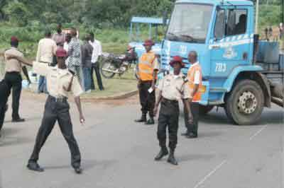 FRSC officials.