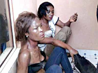 Female-robbers