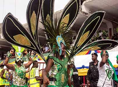 Lagos-Festival