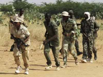 Mali_pro-government_militia