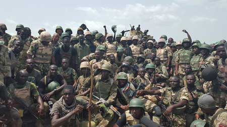 Nigerian-soldeiers