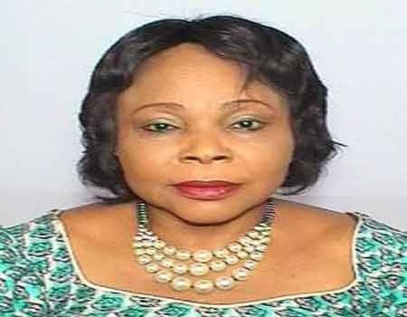 Senator Nkechi Justina Nwaogu Senator