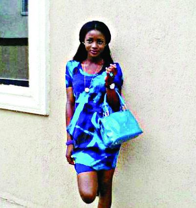 Oluchi Anekwe, the electrocuted 300 level Unilag student