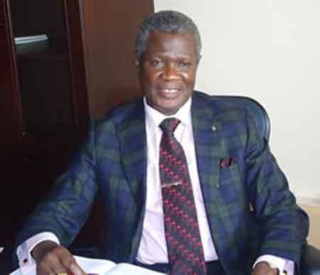 Prof. Oladapo Ashiru